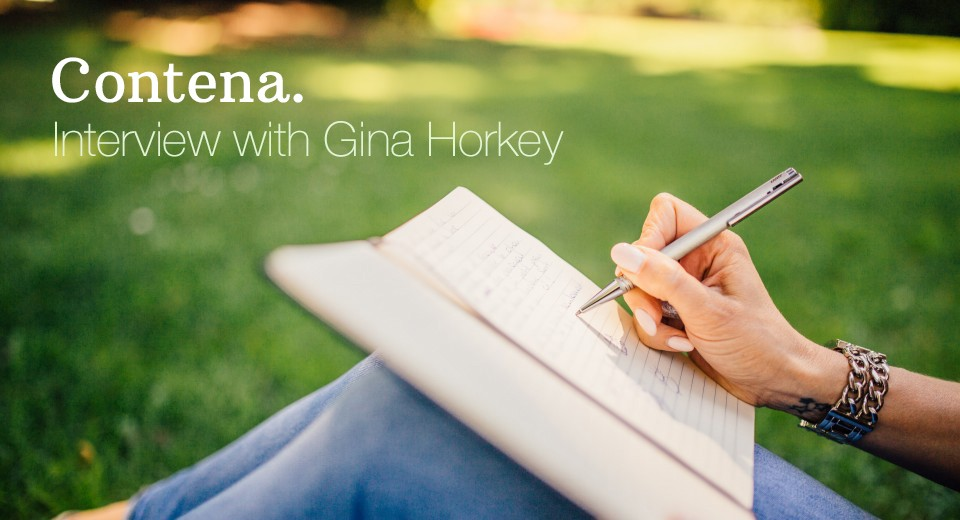 Interview with Full Time Writer & Freelancer Gina Horkey