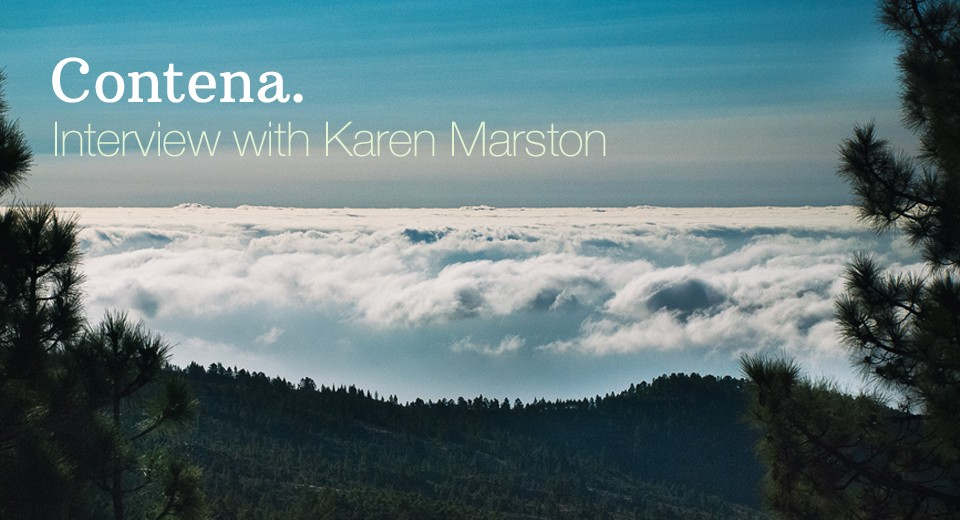 Interview with Karen Marston:  Full Time Writer and World Traveler