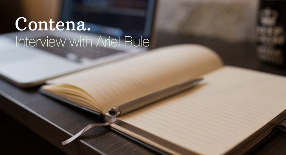 Interview with Ariel Rule: From Wordpress Designer to Freelance Writer