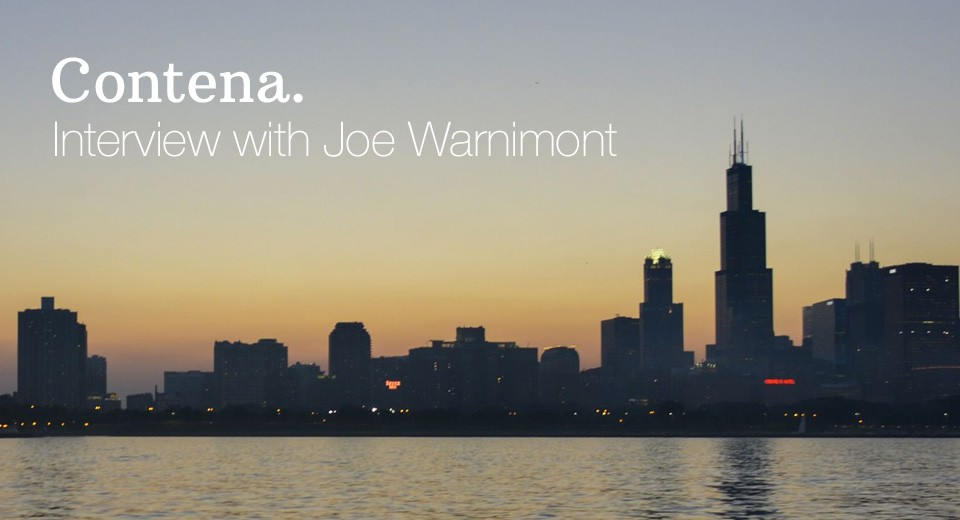 Write With Warnimont: An Interview with Joe Warnimont