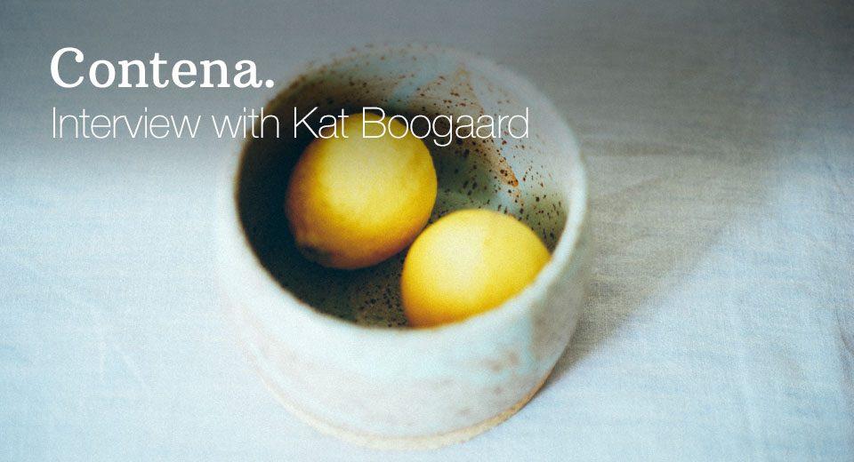 Interview with Kat Boogaard of Lemonade Linings