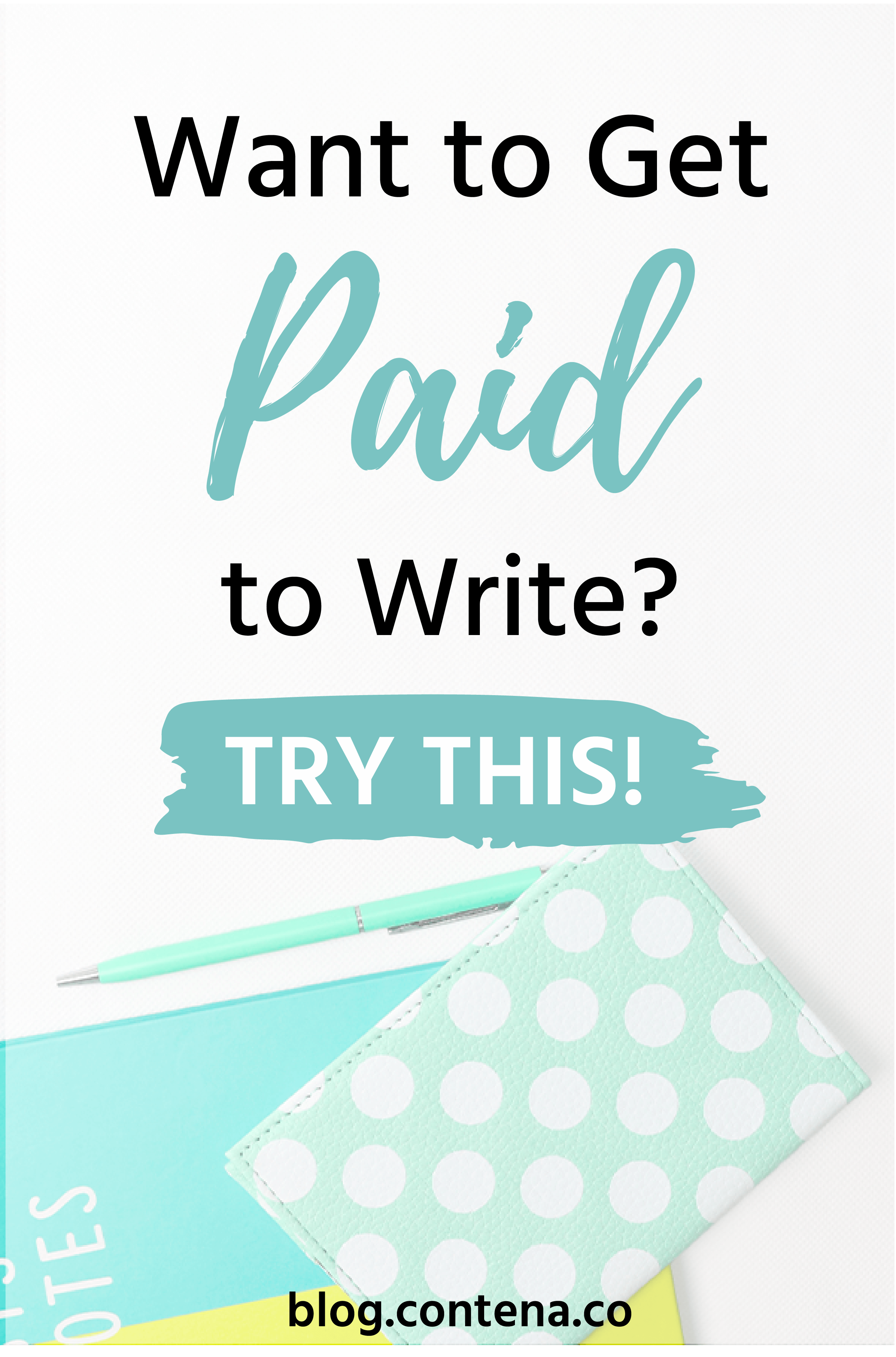 What Can I Get Paid to Write About? - Contena Community