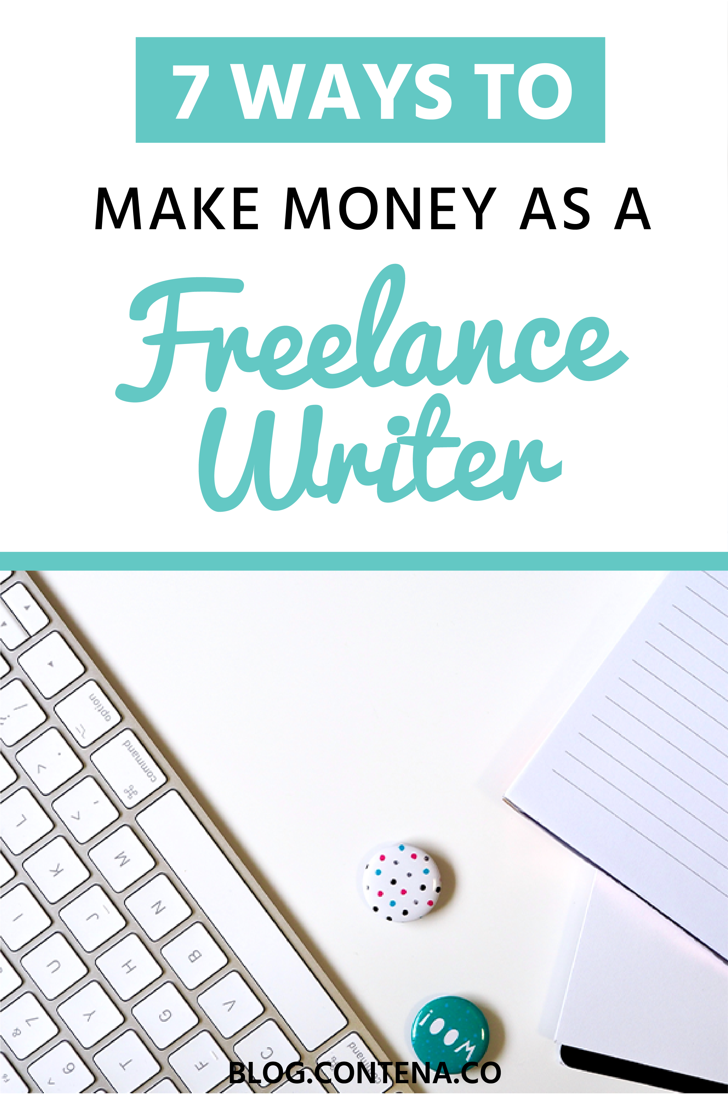 When you're a freelance writer, you can make money doing more than just writing. Check out these side hustles and other ways to make money working from home; you'll get ideas for other ways to bring in income other than freelance writing. #FreelanceWriting #OnlineBusiness #Freelancing #WorkFromHome #RemoteWork #Money #FreelanceWriter #SideHustle