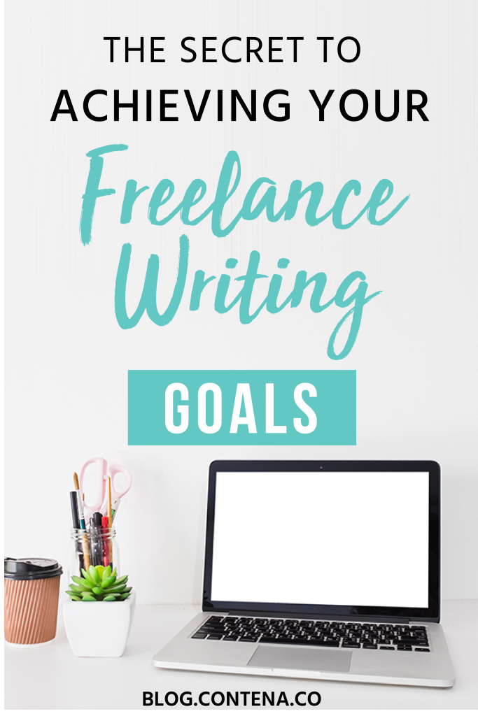 What are your freelance writing goals? Do you want to get published? Make money? Start a business? Learn how to set your goals and accomplish them with these tips and ideas for goal setting. Making money as a writer is a great goal, but you need to know how to get there with goal setting principles. #Goals #GoalSetting #FreelanceWriting #Freelancer #WorkFromHome #SideHustle #Money #OnlineBusiness #Writing #WritingJobs