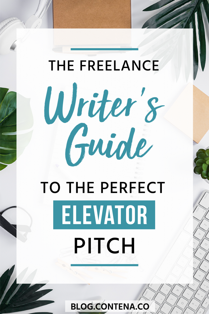 Do you have an elevator pitch for your freelance writing business? Talk about your niche, the type of writing you do so that you're ready to network and grow your freelance writing business. Check out these tips on how to become a freelance writer with a great elevator pitch. #Networking #Pitch #ElevatorPitch #FreelanceWriting #Freelancer #WorkFromHome #SideHustle #Money #OnlineBusiness #Writing #WritingJobs