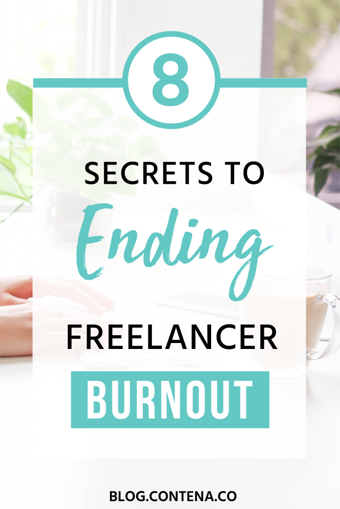 Sometimes writers experience burnout when they're writing to make money. If you're feeling uninspired, lack motivation, and aren't enjoying your work, you might be burnt out. Check out these tips and hacks to deal with freelancer burnout. #Burnout #Tips #FreelanceWriting #Freelancer #WorkFromHome #SideHustle #Money #OnlineBusiness #Writing #WritingJobs