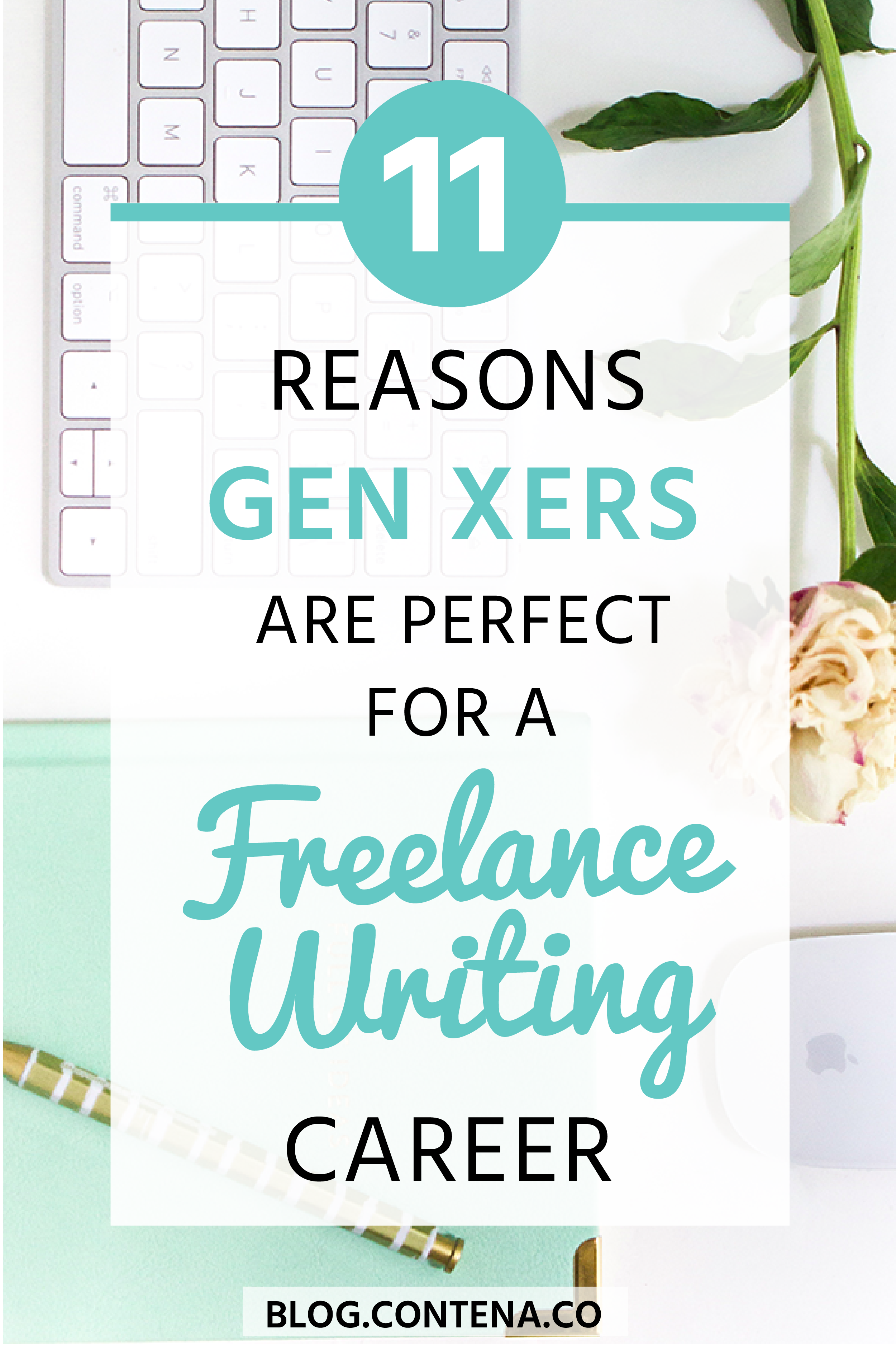 Are you a member of Gen X looking for a career change? Or maybe you're a GenXer who wants a flexible lifestyle and work-life balance. Being a freelance writer might be the career you've been looking for- this article covers why Gen X are great candidates for a freelance writing career. #GenX #Career #WorkLifeBalance #FreelanceWriting #Freelancer #WorkFromHome #SideHustle #Money #OnlineBusiness #Writing #WritingJobs #Money