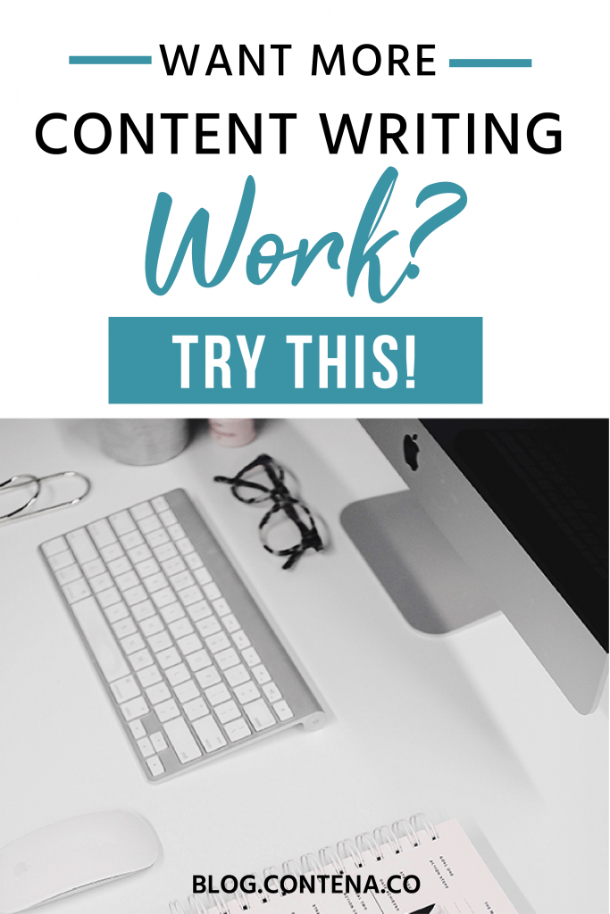 If you want to get more content writing work, we have the tips you need. Working as a content writer can pay you well, so use your network, do your homework, and pitch the companies you want to work with. Check out these tips for getting more freelance writing work. #ContentWriting #FreelanceWriting #Freelancer #WorkFromHome #SideHustle #Money #OnlineBusiness #Writing #WritingJobs #Money