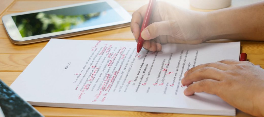 How to Proofread Your Work Like A Pro
