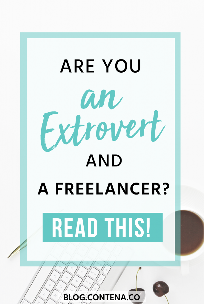 Extroverts make great freelance writers- here's why. When you're outgoing and have a personality where you want to be around people, there can be challenges as a freelancer building your business. Check out these tips for extroverts who want to start or grow their freelance writing biz. #Extrovert #JobLove #FreelanceWriting #Freelancer #WorkFromHome #SideHustle #Money #OnlineBusiness #Writing #WritingJobs #Money