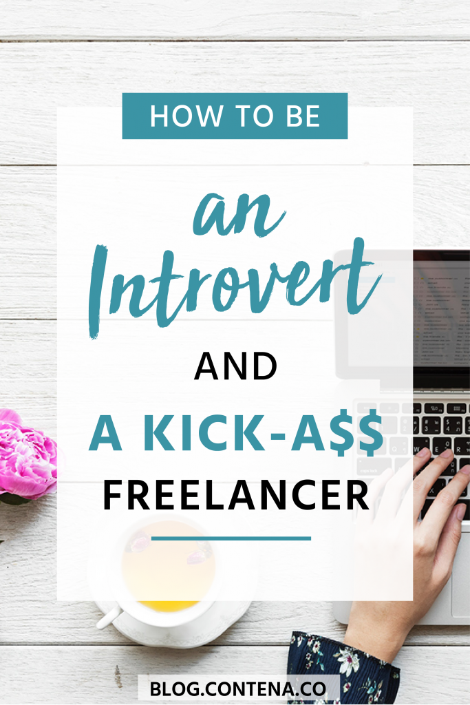 Introverts make great freelance writers- here's why. If you prefer to keep to yourself, working from home back be great, but there are challenges you may encounter. We'll help you learn to deal. Check out these tips for introverts who want to have a successful freelance writing biz. #Introvert #JobLove #FreelanceWriting #Freelancer #WorkFromHome #SideHustle #Money #OnlineBusiness #Writing #WritingJobs #Money