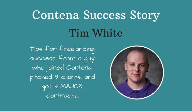 Is Contena is worth the money? Check out what Tim White has to say- he was hesitant to join Contena, but shortly after joining, he had major success.