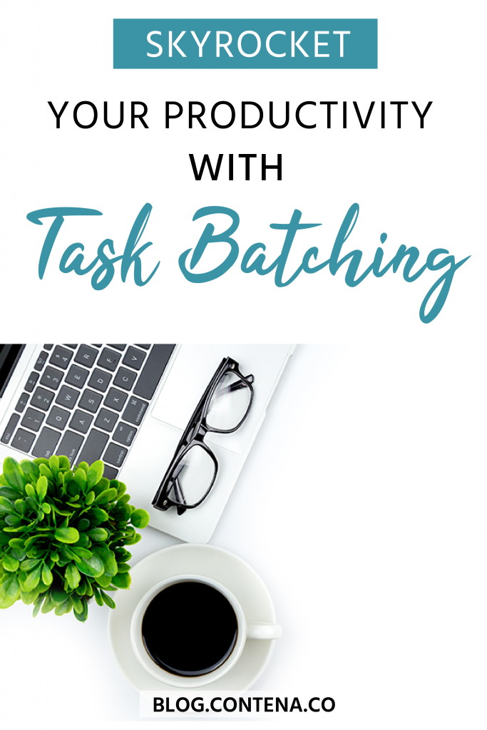 Skyrocket your productivity with batching your tasks. If you want to improve your time management and be more productive as a freelance writer, then task batching is the only hack you need. Make more money by being better with your time. #Productivity #TaskBatching #FreelanceWriting #Freelancer #WorkFromHome #SideHustle #Money #OnlineBusiness #Writing #WritingJobs