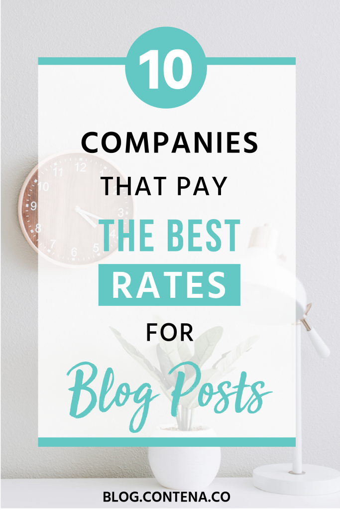 If you want to get paid as a freelance writer and make money writing blog posts, this is the article for you! Check out these legit jobs with companies that will pay you to write, working from home! Even beginner freelance writers can grow their business by writing for companies like these. #FreelanceWriting #Freelancer #WorkFromHome #SideHustle #Money #OnlineBusiness #Writing #WritingJobs #Money