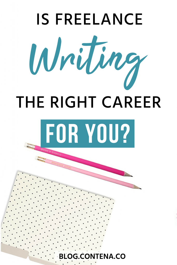 Wondering about starting as a freelance writer? Maybe you have no experience and are wondering if freelance writing is right for you. With a bit of freelancer humor, you can use this article to figure out if freelance writing might be a good fit for you. #FreelanceWriting #Freelancer #WorkFromHome #SideHustle #Money #OnlineBusiness #Writing #WritingJobs #Career #JobLove