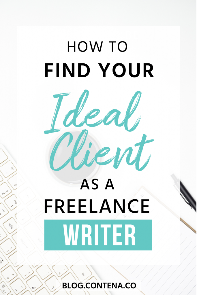 When you're a freelance writer, having ideal clients is, well...ideal! Your ideal clients are the ones that you want to write for, get paid well to write, and you're happy with the workload. This article helps freelance writers understand how to identify ideal clients and then how to get them to hire you as a freelancer. #Clients #IdealClient #Contena #FreelanceWriting #Freelancer #WorkFromHome #SideHustle #Money #OnlineBusiness #Writing #WritingJobs